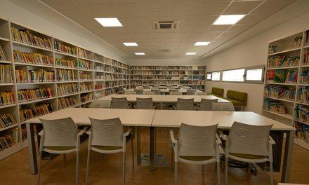 Nueva biblioteca, ludoteca y centro de cerámica de Santa Ana, Gandia