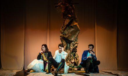 La Scola Teatre Serrano realizó con sus alumnos «MOLT SOROLL PER RES»