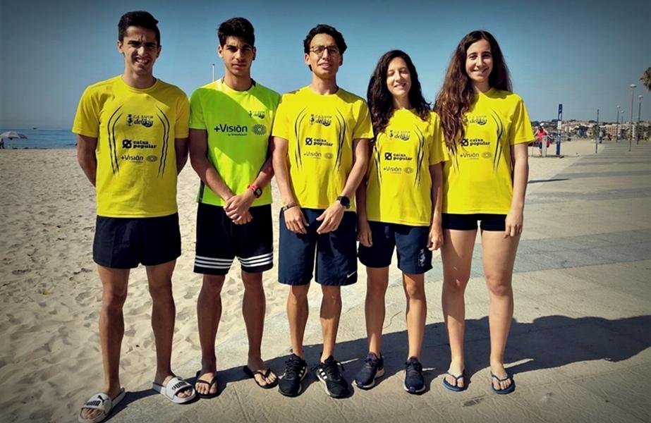 El CA Safor Delikia Sport participó en  el Campeonato de España Individual Sub23  al Aire Libre