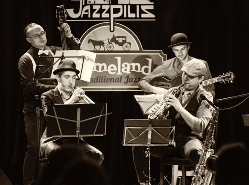 El jazz tradicional lituano sonará en el Festival Polisònic de Gandia