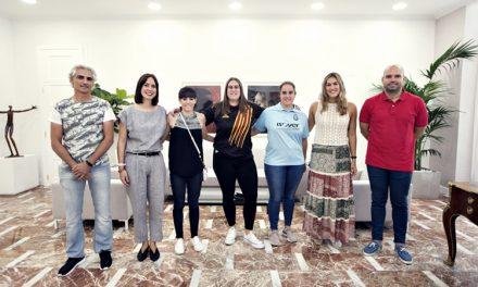Gandia felicita els atletes que van aconseguir excel•lents resultats en el Campionat d'Espanya Absolut d'Atletisme