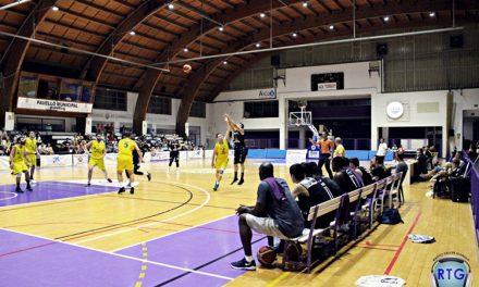 Y el U.P. Basket Gandia Angels Visión gana y se clasifica