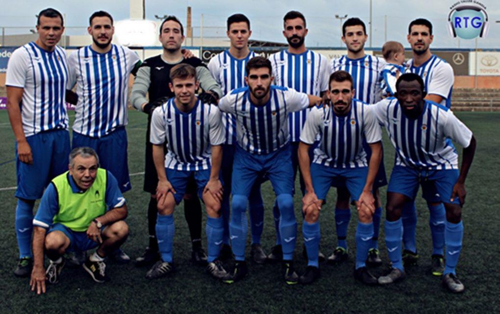 CF Gandia 2 – CF At. Muro 0