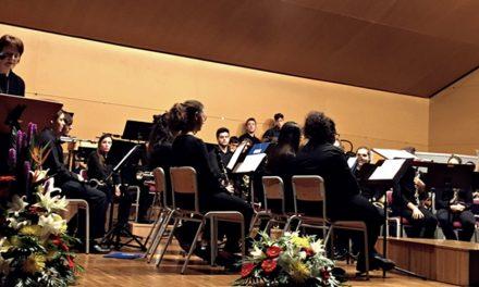 Concert Apertura de curs Conservatori Oliva