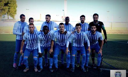 Fútbol:  CF Gandia 6 – Moixent 1 (imágenes)