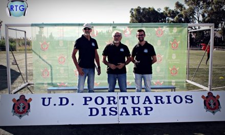 Presentación de los equipos del «PORTUARIOS-DISARP» temporada 2019/20
