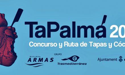 TaPalma 2019 desembarca en Gandia de la mano del Grupo Armas Trasmediterránea y el Ayuntamiento de Palma
