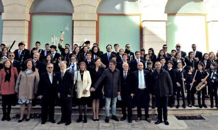 Celebració Santa Cecília UAM Sant Francesc de Borja de Gandia
