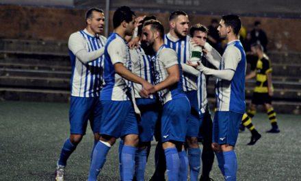 FÚTBOL REGIONAL: EL CF GANDIA 3 – REAL DE GANDIA CF 0