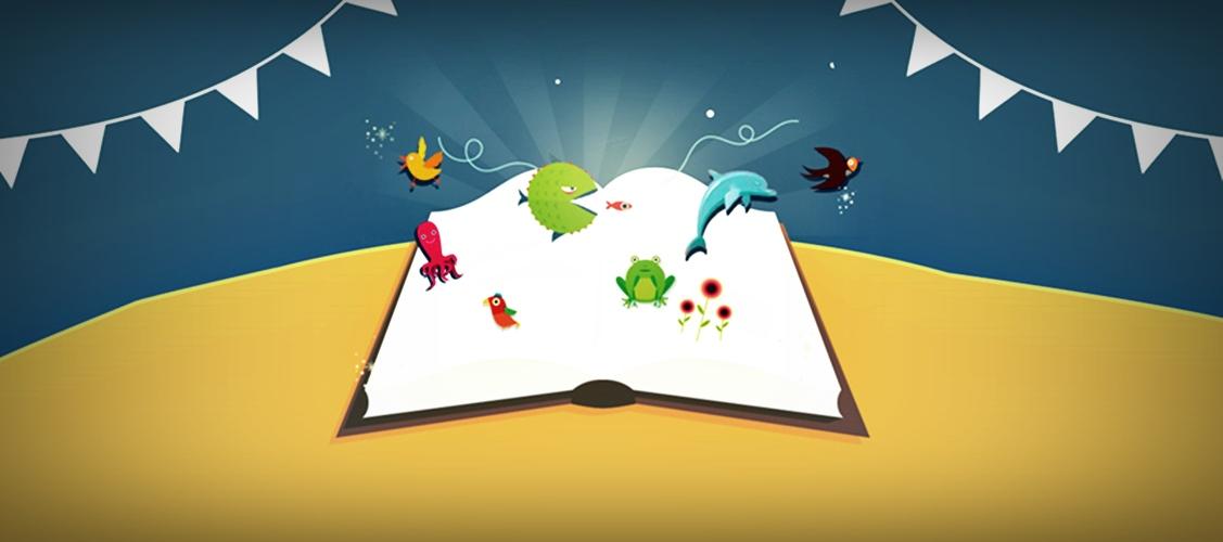 Maratón de cuentos virtual – Día Internacional del Libro Infantil