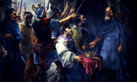 HISTORIAS QUE NO FUERON A LA ESCUELA: «Wamba» por María Antonia Mantecón