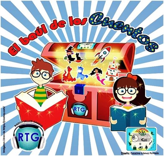 «El Baúl de los Cuentos» primer programa que saldrá en la RTG radiotallergandia.es