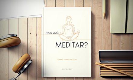 ¿»POR QUÉ MEDITAR»? propone el libro de Jane Hernández