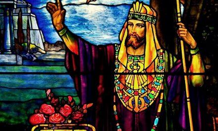 El Rey Salomón por María Antonia Mantecón