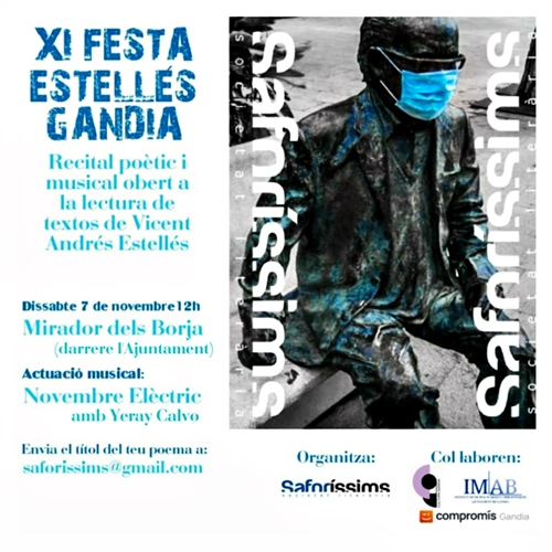 XI Fest a Estellés Gandia