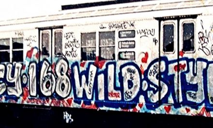 Grafiti ( ¿de donde viene?) por María Antonia Mantecón
