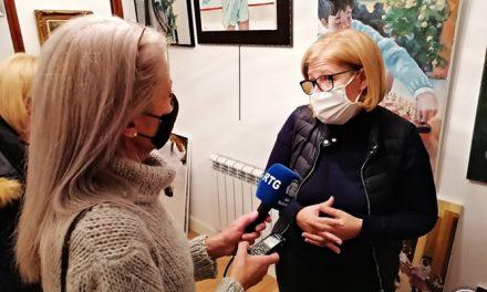 ÁNGELES PORTAÑA una pintora en Gandia