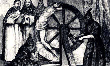 Nuestra Leyenda negra: LA INQUISICIÓN por María Antonia Mantecón