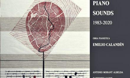 Los pianistas Bartomeu Jaume, Diego Fernández Magdaleno y Antonio Morant Albelda graban un CD