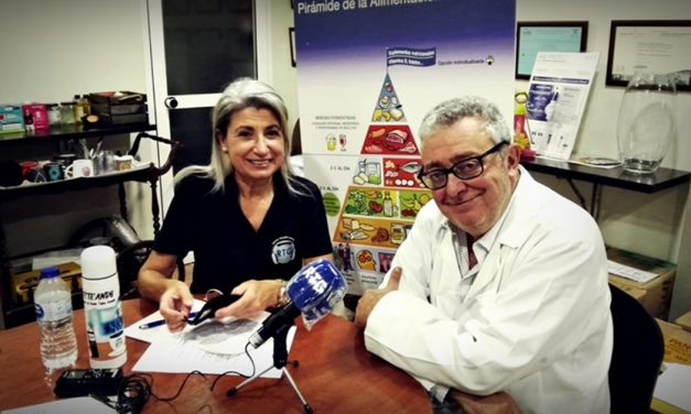 Entrevista a D. MARINO OJEDA PEIRO, farmacéutico y experto en nutrición